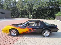 Chevy Camaro #Sportscar