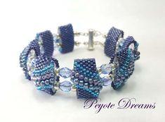Flat Cellini Carrier bead Bracelet - BeadFX