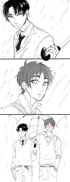 Ereri by Kazuyo49