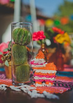 Imagen de bright, cactus, and wedding