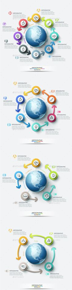 Modern Infographic Global Marketing Templates (4 Items). Download here: http://graphicriver.net/item/modern-infographic-global-marketing-templates-4-items/15257096?ref=ksioks