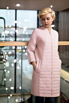 dress and coat outfit Winter Jackets Women, Coats For Women, Clothes For Women, Dress Sewing Patterns, Clothing Patterns, Coat Dress, The Dress, Kleidung Design, Dress Outfits