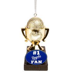 Kansas City Royals Trophy Ornament - $7.99
