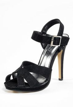 High Heel Platform Sandal from Camille La Vie and Group USA