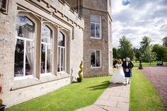 Fairytale #princess #dress #castle #wedding #maggiesottero #fatherofthebride #bride #disney