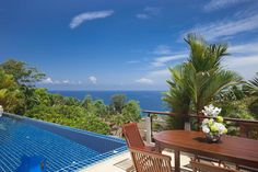 Villa Baan Bon Khao | 4 bedrooms #Phuket #Thailand #pool #ocean