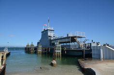 Ferry landing GTMO