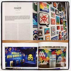 Mes photos de l'expo dans Graffiti Art Magazine Hello my game is... Invader @ Musée en herbe - Paris  Photo : Lionel Belluteau Retrouvez plus de photos d'Invader sur http://ift.tt/YMhG58  @invaderwashere @graffitiartmagazine @museeenherbe #paris #unoeilquitraine #spaceinvader #museeenherbe #musee_en_herbe #spaceinvaders #publication #flashinvaders #graffiti_art_magazine #graffitiartmagazine #invader #lionelbelluteau #invasion @unoeilquitraine