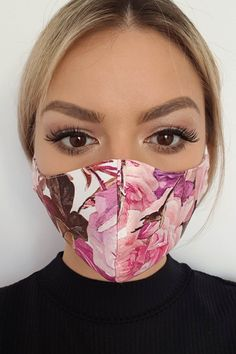 Masca de protectie StarShinerS alba din material textil Alba, Carnival, Creativity, Face, Mascaras, Carnavals, The Face, Faces, Facial