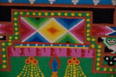 Tibetan Sand Mandala by austintexasgov, via Flickr