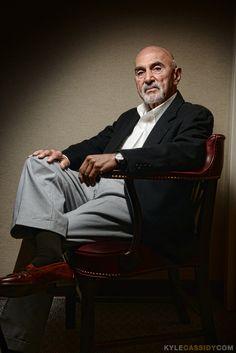 Philadelphia Mob boss Ralph Natale, photographed for the Philadelphia Weekly.