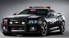 Chevy Police Cruiser