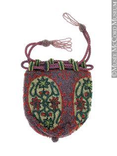 Bag  1880-1900, 19th century