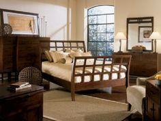 Mocoa Bedroom Set (via @CORT Furniture)