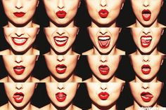 mouths: Tyler Shields... one of my favorite shoots he did