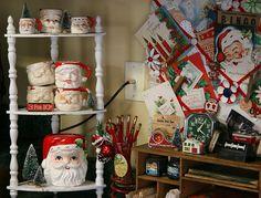 Santa Cups...