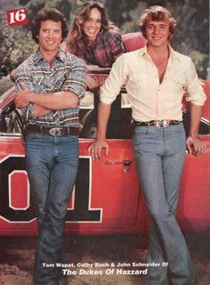 If you grew up during the 80's, you might remember seeing John, Tom and Cathy in teen mags like... pinned with Pinvolve