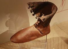Medieval 1300 shoe.