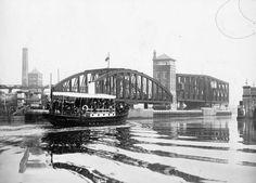 Manchester Ship Canal Barton 1894
