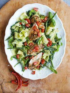 Jamie Oliver 15 Minuten Rezepte - 3 schnelle & einfache Gerichte kochen