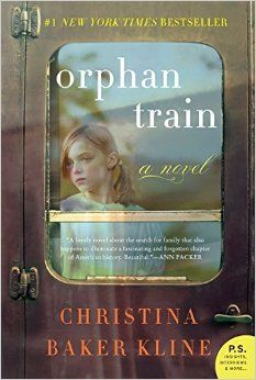 All Upper School students and teachers are reading Orphan Train this summer.