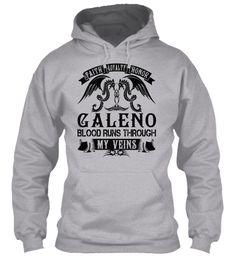 GALENO - My Veins Name Shirts #Galeno