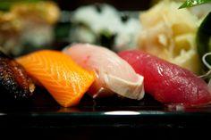 One bowl meals: Chirashi Bowl recipe from Kimpton's Exec Chef Yo Matzuzaki. Yum. Bowls.