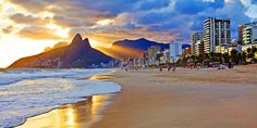 Rio de Janeiro is the third largest city in Latin America and the second largest in Brazil. Rio houses the world famous beaches,Read more inside Copacabana Beach, Rio De Janerio, Cool Places To Visit, Places To Go, Visit Rio, Destinations, Cities, Belle Villa, Yangon