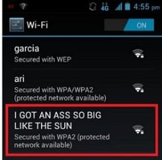 16 Best Wifi Names #Funny #Hilarious #dirty #Cool #Nerd