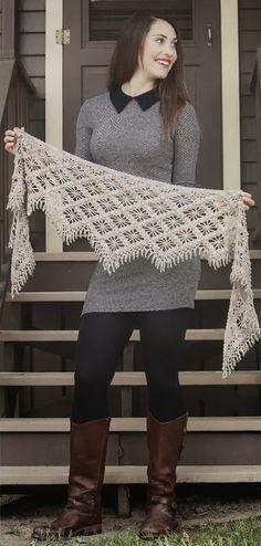 CARAMELO DE CROCHET: foulard