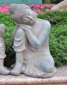 asiatischer springbrunnen im garten | asiatischer garten, Best garten ideen