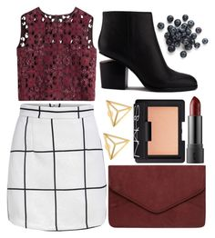 """""""The Fall Transition..."""" by kdfashiondesigner ❤ liked on Polyvore featuring Alberta Ferretti, Alexander Wang, Dorothy Perkins and NARS Cosmetics"""
