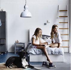 orginal girl room - Houseoforange photo Derek Swalwell styling Rachel Vigor