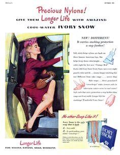 Vitage Laundry Detergent   Va-Voom Vintage: How To Wash Vintage Clothes