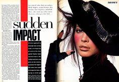 Vogue layout