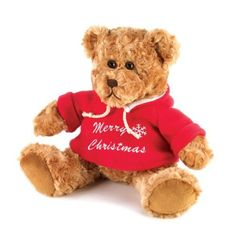 Missys Collectibles and Gifts - Noel The Christmas Bear, $9.18 (http://www.missyscollectibles.com/noel-the-christmas-bear/)