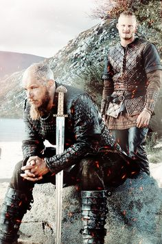 """The world is Ours"" History Vikings Season 3 premieres Thursday .. Feb 19th 2015"
