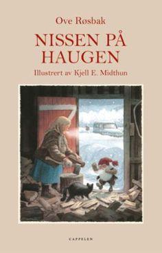 """""""Nissen på Haugen"""" av Ove Røsbak Baseball Cards, Sports, Xmas, Hs Sports, Sport"""
