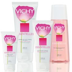 If you are looking for quality at a reasonable price, Vichy Essentielles products could be the good answer for you.