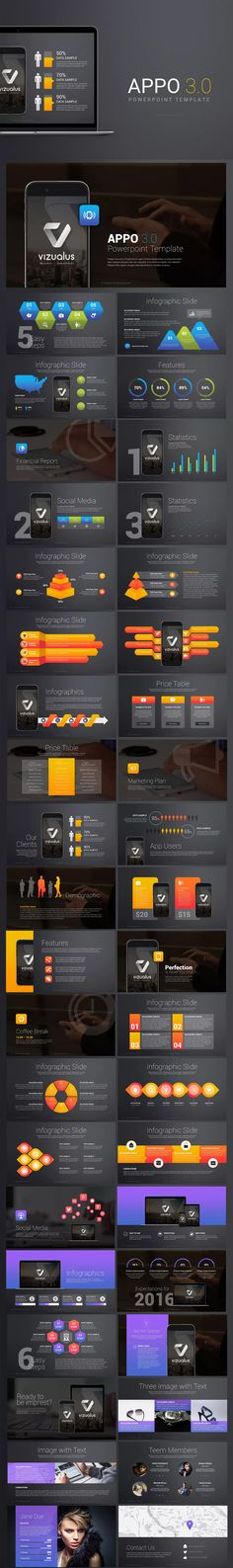 Feature Film Pitch Deck | Pinterest | Template, Powerpoint ...