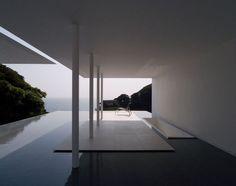 Casa minimalista: obra do arquiteto japonês Katsufumi Kobota
