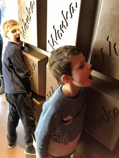 A Day at The Roald Dahl Museum