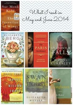 May & June 2014 Recommended Reads - your homebased mom