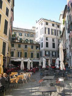 Piazza delle Erbe, Genova