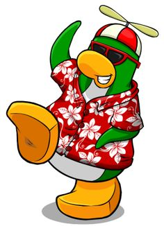 wikiHow to Dress Like Rookie from Club Penguin