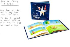 Oliver Jeffers - Picture Books, How to catch a star
