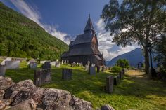 Urnes the Ancient by Iwan Groot on 500px