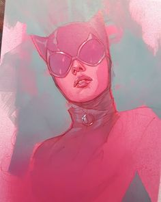 Catwoman by Ben Oliver