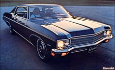 chevy caprice 1970 - Google Search