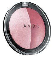 Avon Satin Deluxe Blush Neutral Duo Discontinued $11.99